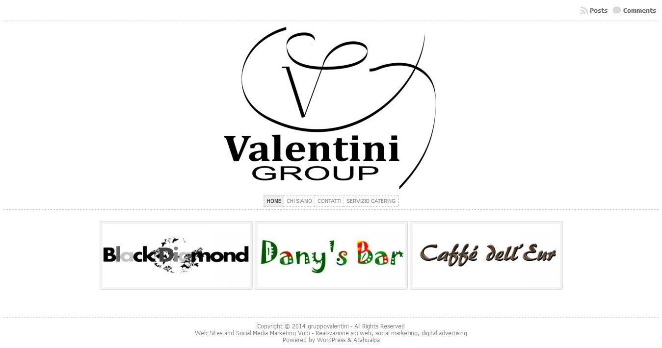 gruppo valentini home page